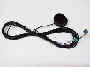 GPS Antenna Assembly - Black. This GPS aerial with. image for your 1995 Volkswagen